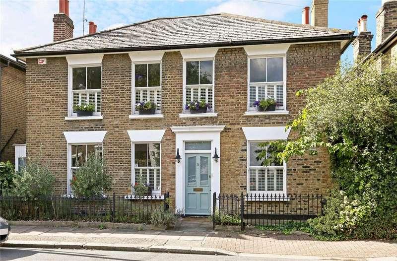 5 Bedrooms Detached House for sale in Pentlow Street, Putney, London, SW15