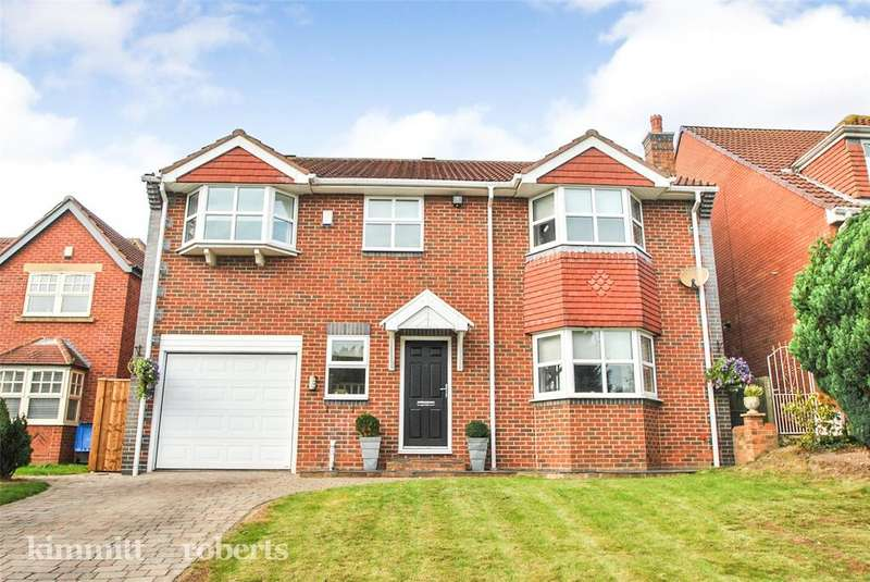 5 Bedrooms Detached House for sale in Meadow Grange, New Lambton, Houghton le Spring, DH4
