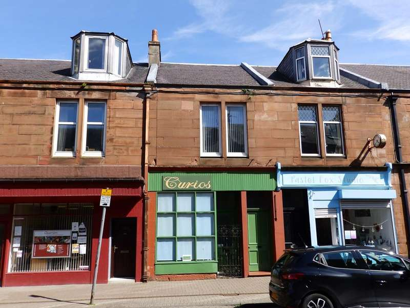 2 Bedrooms Town House for sale in 107 / 109 Dalrymple Street KA26