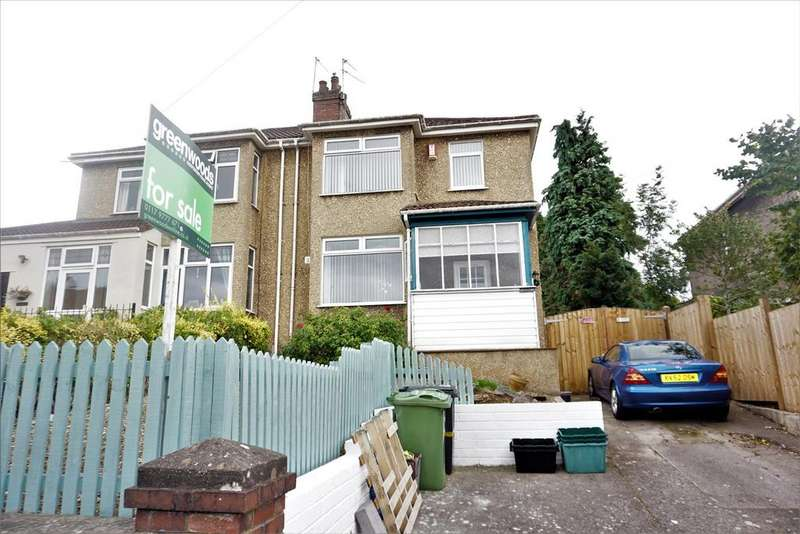 3 Bedrooms Semi Detached House for sale in St. Annes Park Road, Bristol