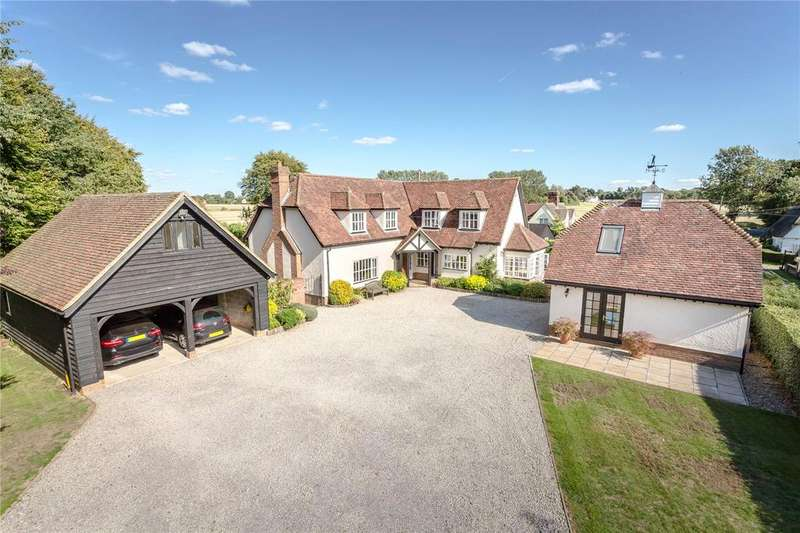 5 Bedrooms Detached House for sale in Pound Lane, Ugley, Essex, CM22