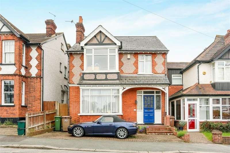 5 Bedrooms Detached House for sale in Blakehall Road, CARSHALTON, Surrey