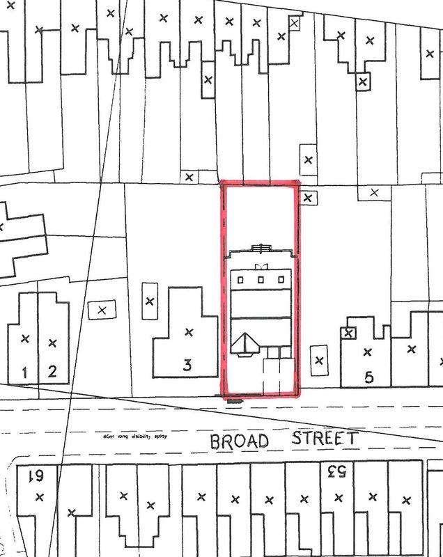 Plot Commercial for sale in Building Plot Adjacent 3 Broad Street, Griffithstown PONTYPOOL, Torfaen