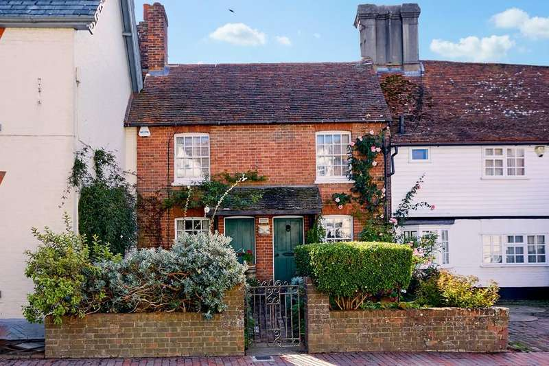 5 Bedrooms Cottage House for sale in High Street, Burwash TN19