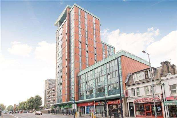 2 Bedrooms Flat for sale in East India dock Road, london, E14 0EF