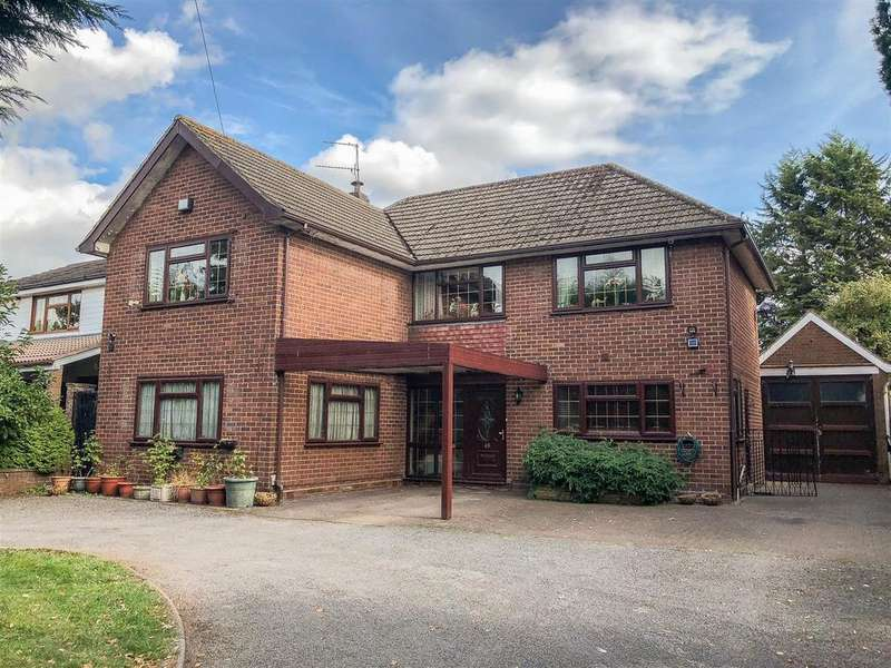 4 Bedrooms Detached House for sale in Lillington Road, Leamington Spa