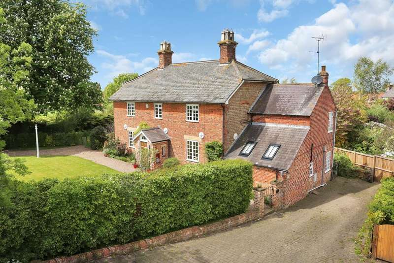 4 Bedrooms Detached House for sale in Barkestone Lane, Plungar