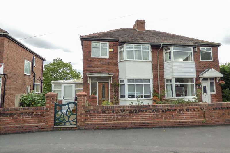 3 Bedrooms Semi Detached House for sale in Market Street, Mossley, Ashton-under-Lyne, Greater Manchester, OL5