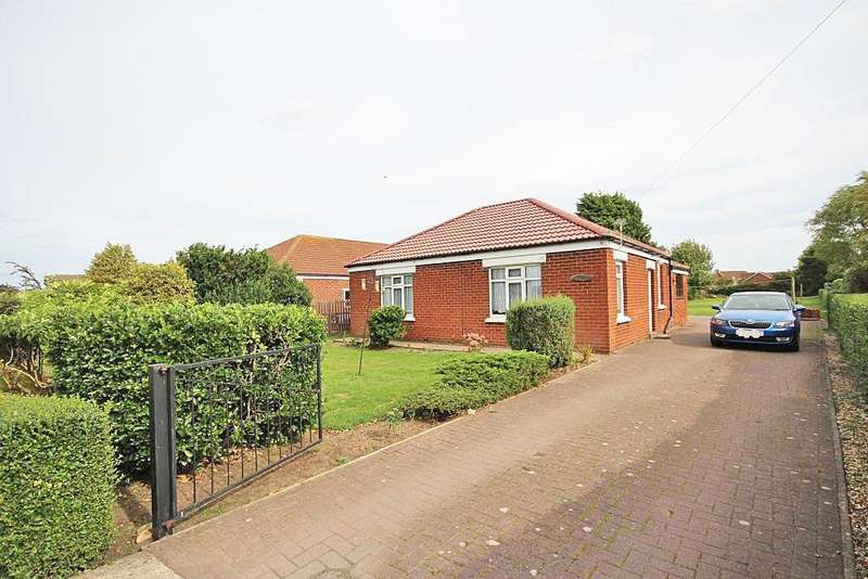 2 Bedrooms Detached House for sale in CHURCHILL ROAD, NORTH SOMERCOTES
