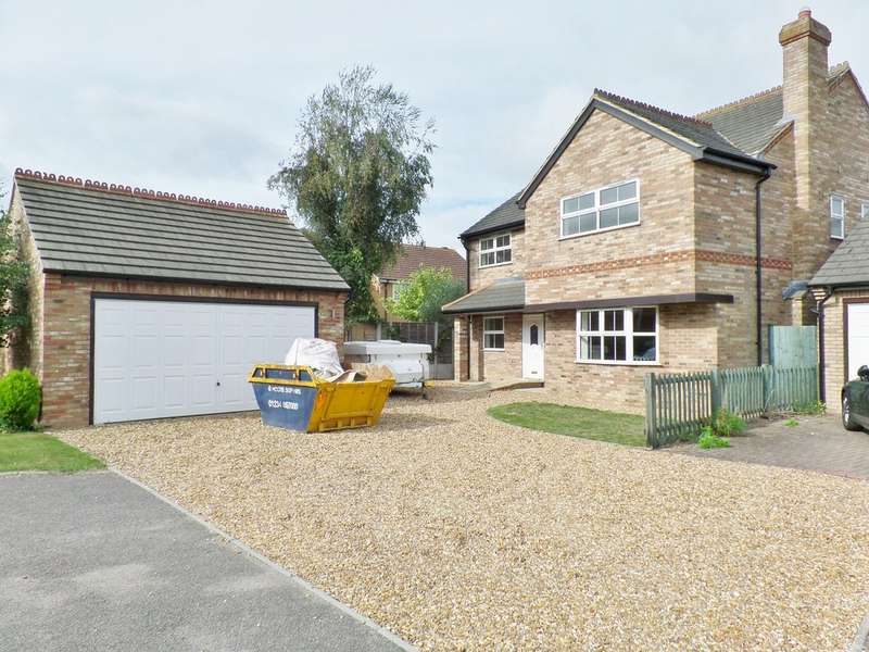 5 Bedrooms Detached House for sale in Willow Springs, Cranfield MK43