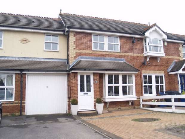 3 Bedrooms Terraced House for sale in Hillier Place, Chessington