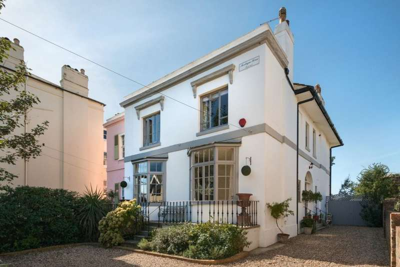 5 Bedrooms Semi Detached House for sale in Oxenden Street, Herne Bay, CT6
