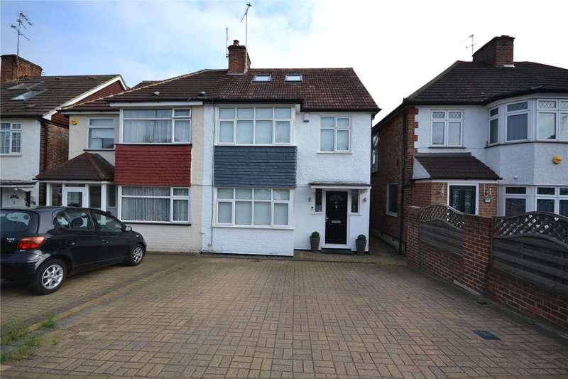 5 Bedrooms Semi Detached House for sale in Longmore Avenue, Barnet, Hertfordshire, EN5