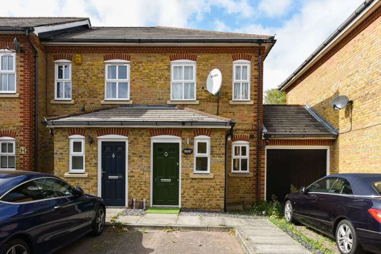 2 Bedrooms End Of Terrace House for sale in Lullingstone Lane Hither Green SE13