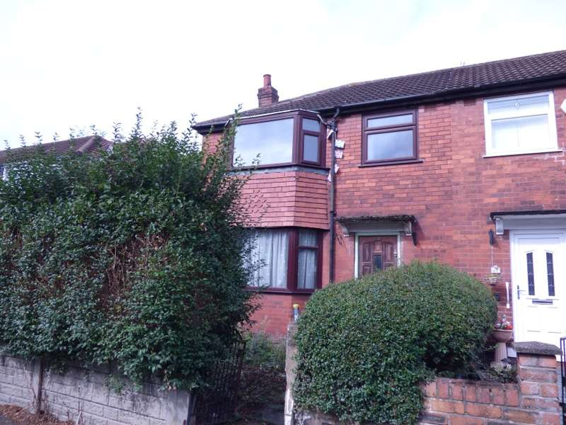 3 Bedrooms Semi Detached House for sale in 63 Pinnington Road, Gorton, Manchester