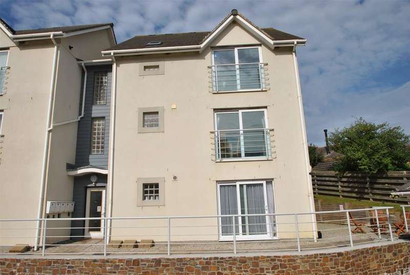 2 Bedrooms Apartment Flat for sale in Hawkers Court, Bude