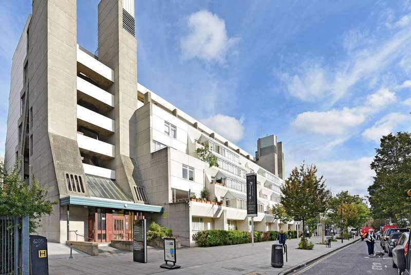 2 Bedrooms Flat for sale in O'Donnell Court, Brunswick Centre, Bloomsbury, London