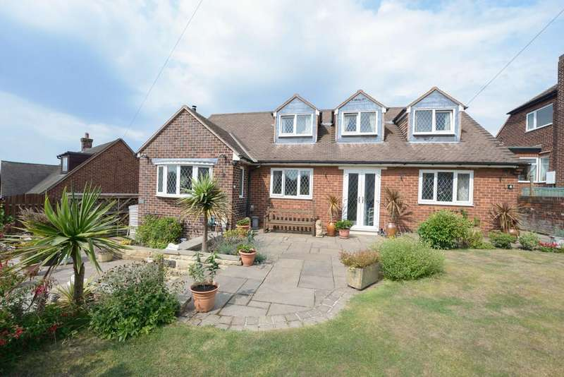 4 Bedrooms Detached Bungalow for sale in Balmoak Lane, Tapton, Chesterfield