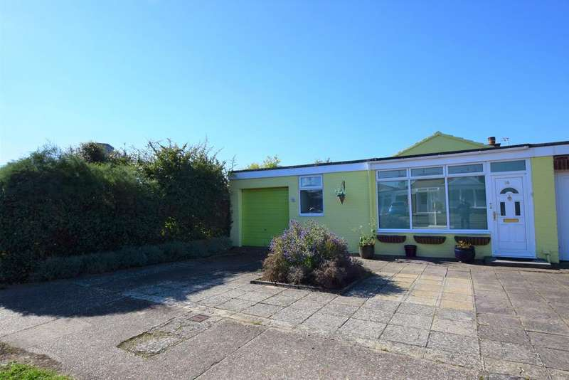 2 Bedrooms Semi Detached Bungalow for sale in Grenville Road, Pevensey Bay BN24
