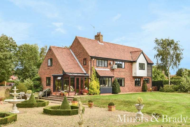 4 Bedrooms Detached House for sale in Pennygate, Barton Turf