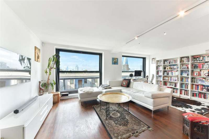 2 Bedrooms Flat for sale in The Jam Factory, 27 Green Walk, London, SE1