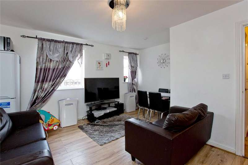 2 Bedrooms Flat for sale in Manchester Court, Garvary Road, London, E16