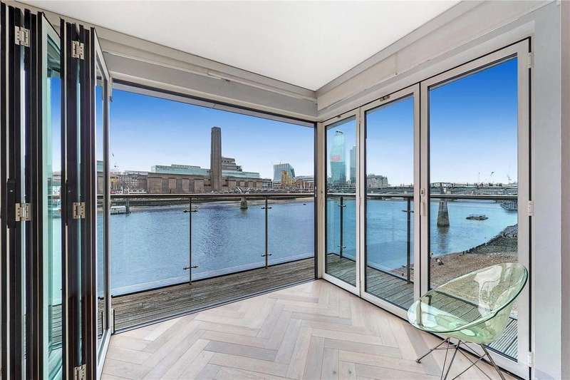 3 Bedrooms Apartment Flat for sale in Sir John Lyon House, 8 High Timber Street, London, EC4V