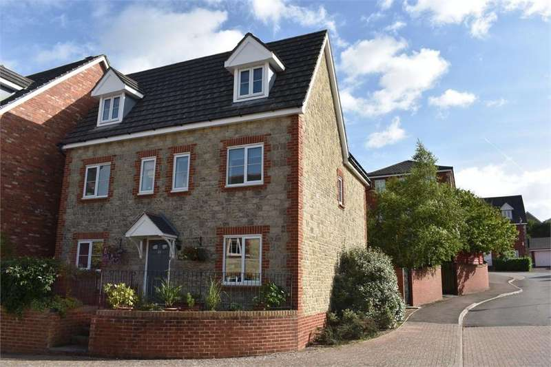 6 Bedrooms Detached House for sale in Woolpitch Wood, Chepstow