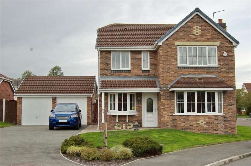 4 Bedrooms Detached House for sale in Anemone Way, New Bold, St Helens, Merseyside