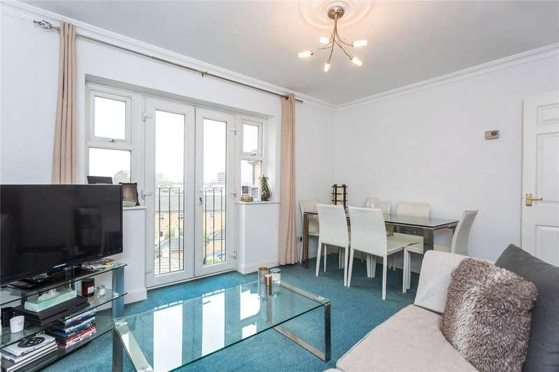 1 Bedroom Flat for sale in Collard Place, Camden Town, London