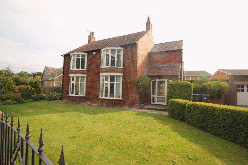 5 Bedrooms Detached House for sale in Springfield, Stokesley