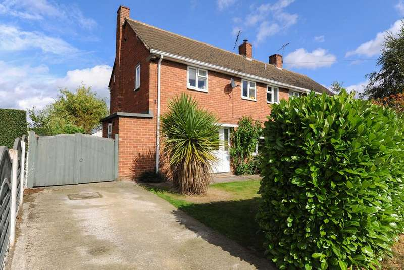 3 Bedrooms Semi Detached House for sale in Winchester Road, Newbold, Chesterfield