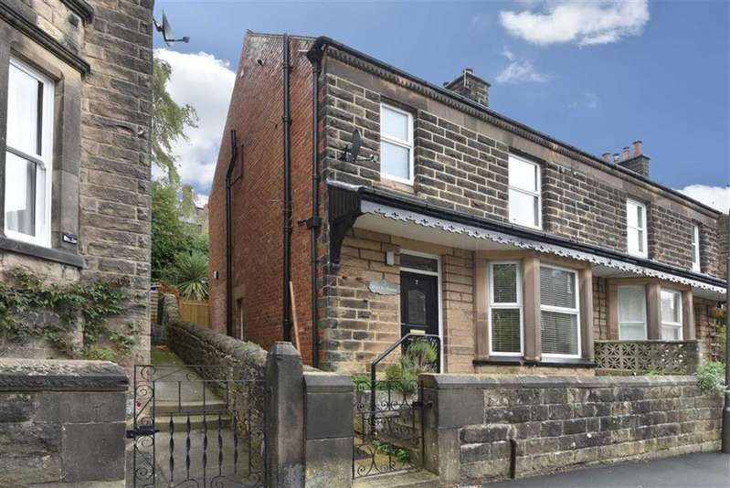 3 Bedrooms Semi Detached House for sale in March House, 7, Henry Avenue, Matlock, Derbyshire, DE4