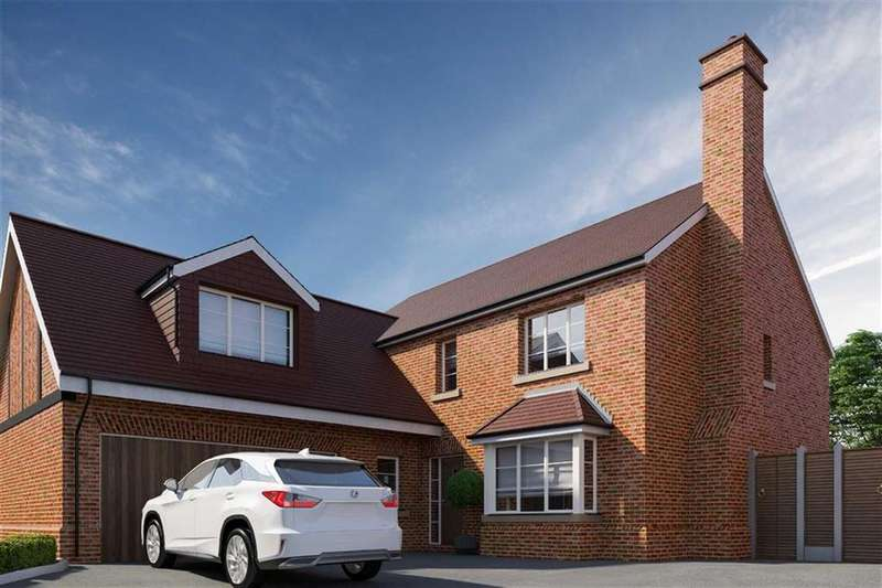 5 Bedrooms Detached House for sale in Orchard View, Denby