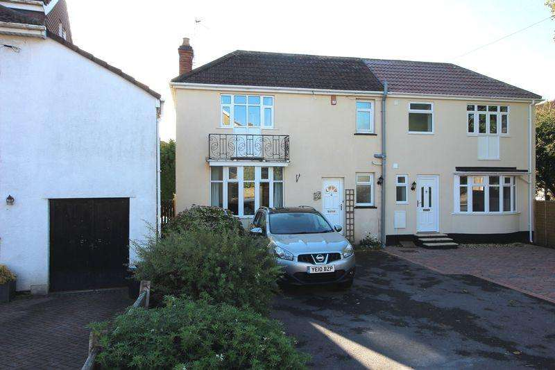 3 Bedrooms Semi Detached House for sale in Overndale Road, Downend, Bristol