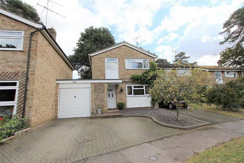 3 Bedrooms Link Detached House for sale in Chiltern Gardens, Leighton Buzzard
