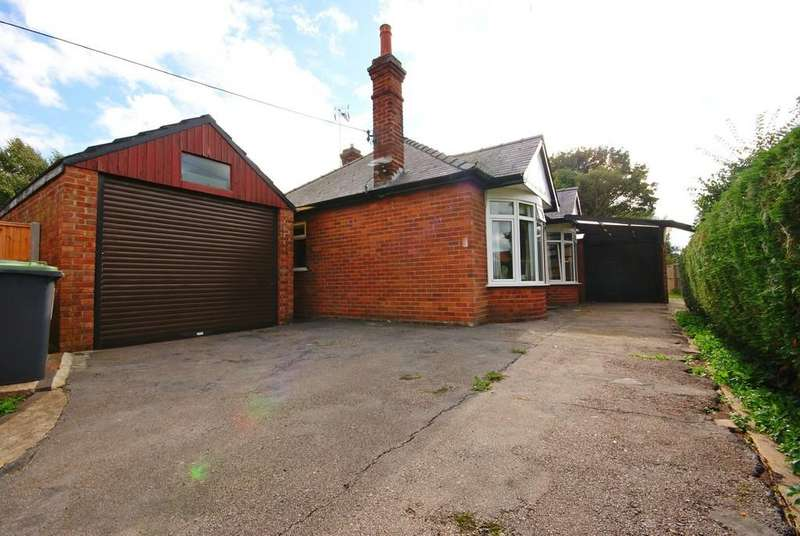 2 Bedrooms Detached Bungalow for sale in Chapel Lane, North Hykeham, Lincoln