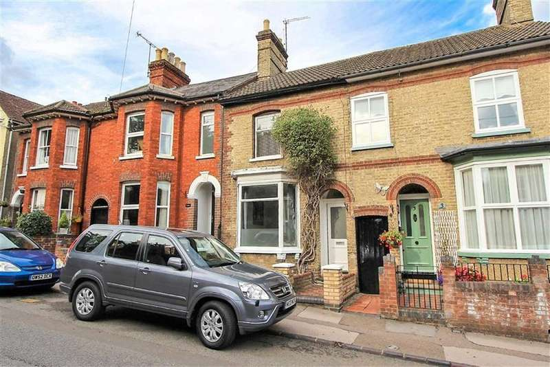 2 Bedrooms Terraced House for sale in South Street, Leighton Buzzard
