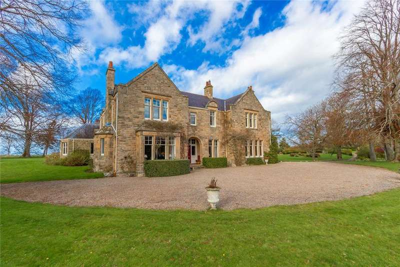 7 Bedrooms Detached House for sale in Elgin, Morayshire