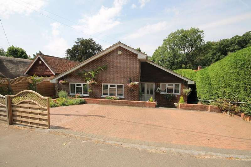 3 Bedrooms Detached Bungalow for sale in Cold Ash Hill, Cold Ash, Thatcham, RG18