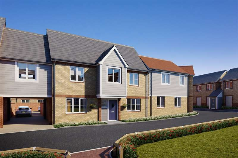 4 Bedrooms Link Detached House for sale in The Columba, Parva Green, Chelmsford