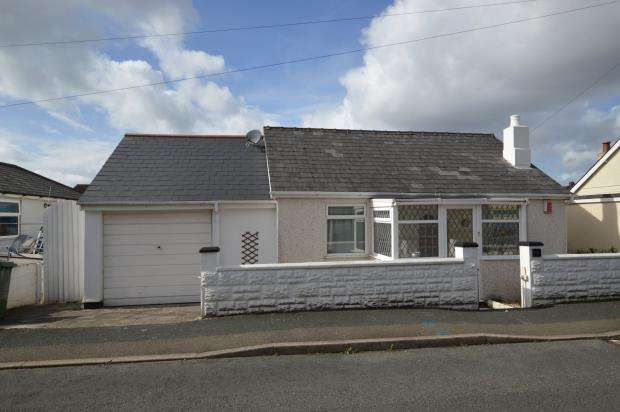 2 Bedrooms Detached Bungalow for sale in The Grove, Plymstock, Plymouth, Devon