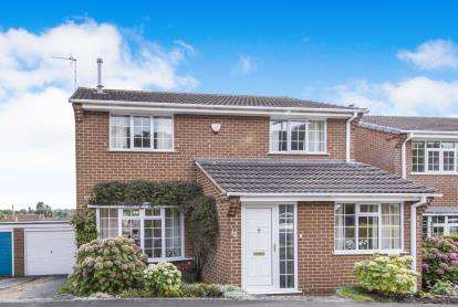 4 Bedrooms Detached House for sale in James Avenue, Loughborough, Leciestershire, Leicestershire