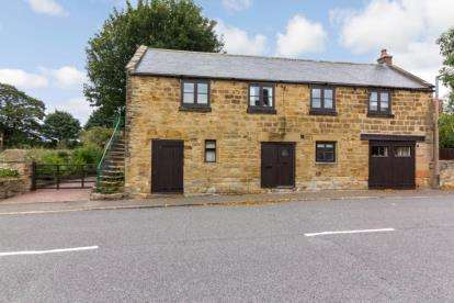 3 Bedrooms Detached House for sale in Main Road, Heath, Chesterfield, Derbyshire