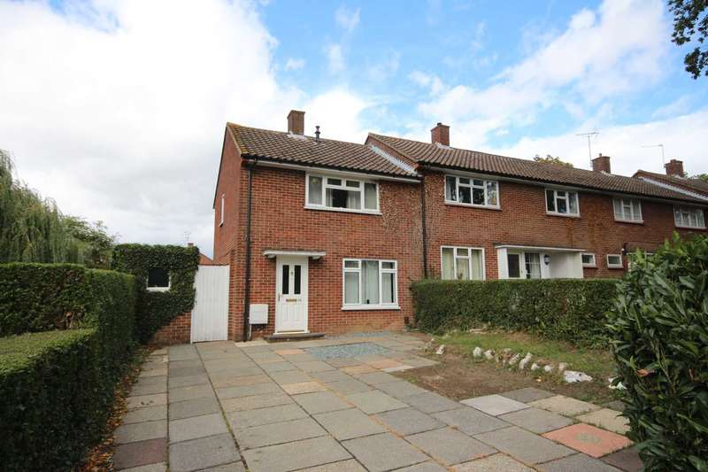 2 Bedrooms End Of Terrace House for sale in Stoney Road, Priestwood