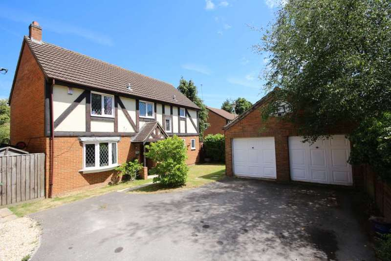 4 Bedrooms Detached House for sale in Finstock Green, The Warren
