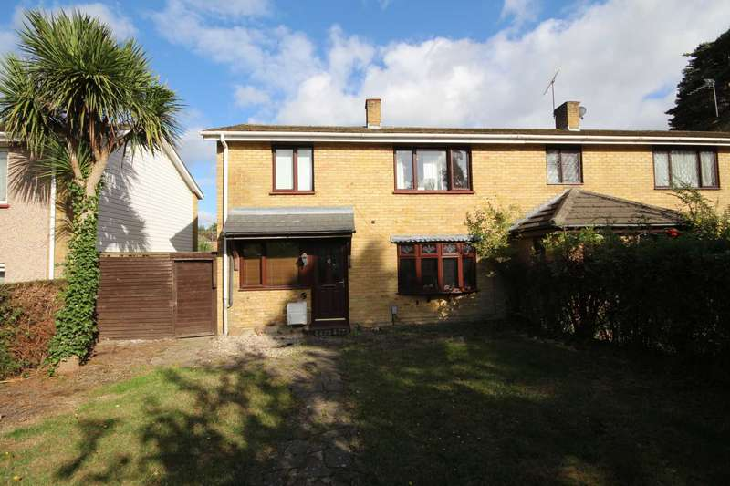 3 Bedrooms End Of Terrace House for sale in Wallingford Close, Bracknell