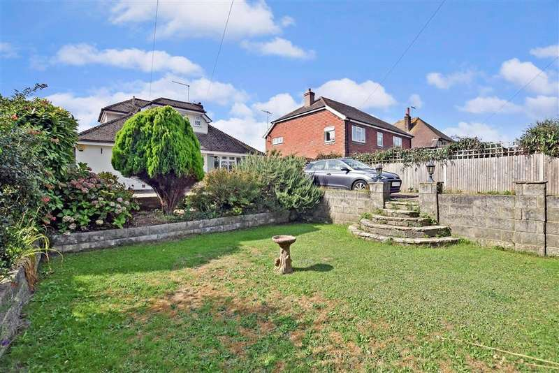 4 Bedrooms Detached Bungalow for sale in Southdown Road, , Southwick, West Sussex