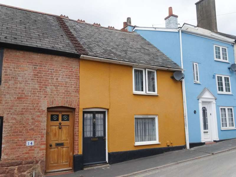 2 Bedrooms Cottage House for sale in Northernhay Street, Exeter EX4