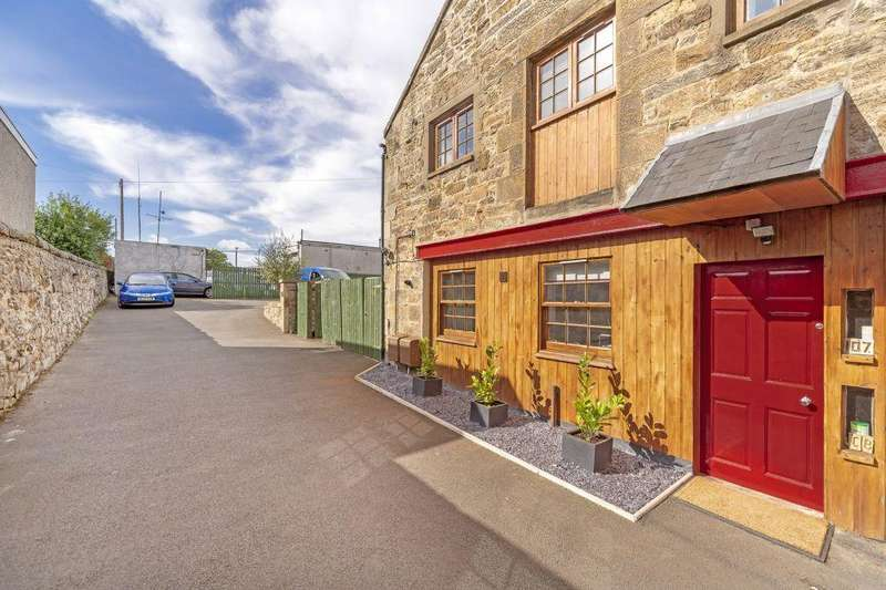 2 Bedrooms Ground Flat for sale in 107c High Street, Tranent, East Lothian, EH33 1LW
